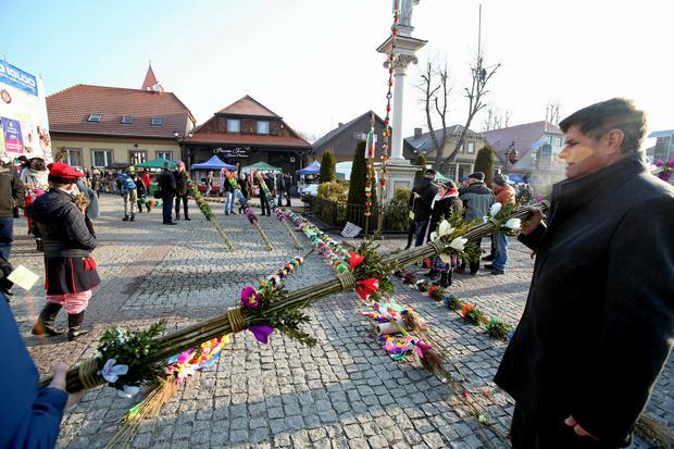 60. Konkurs Lipnickich Palm i Rękodzieła Artystycznego w Lipnicy Murowanej