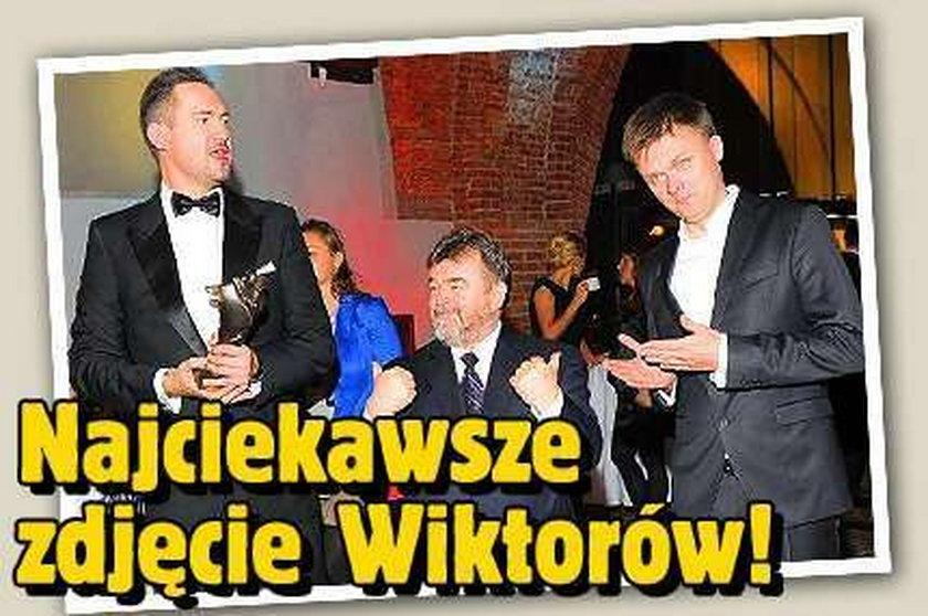 Najciekawsze zdjęcie Wiktorów!