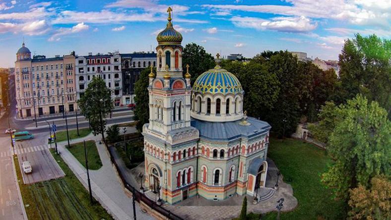 Cerkiew pod wezwaniem Aleksandra Newskiego