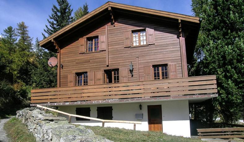 """Dom z teledysku """"Last Christmas"""" mieści się w Szwajcarii; fot:Booking.com"""
