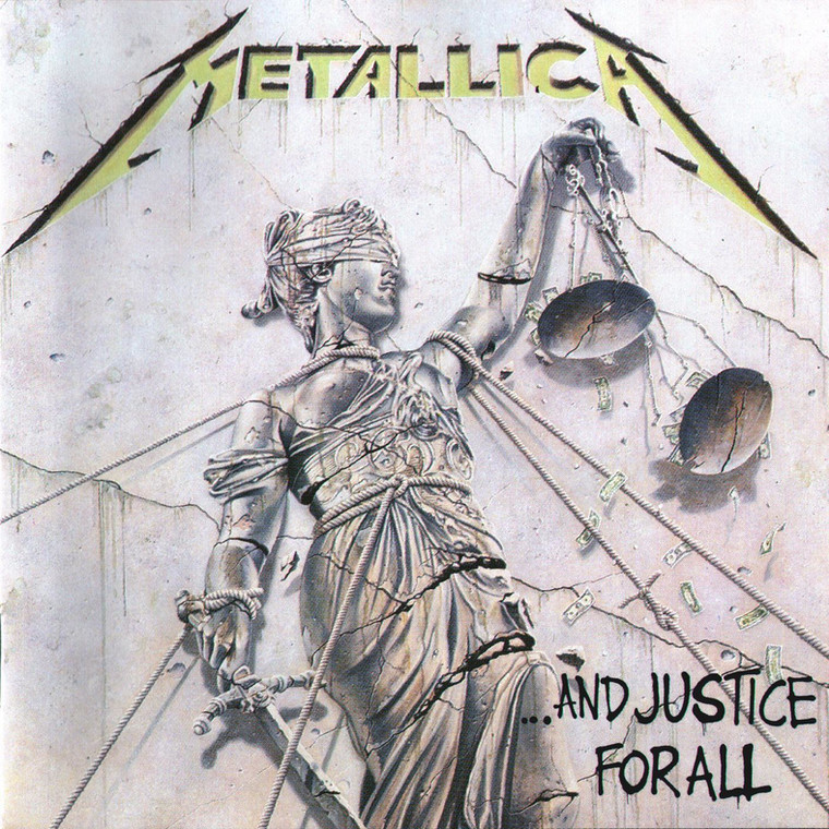 "Metallica - ""... And Justice For All"""