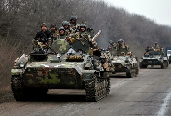 Rat u Ukrajini