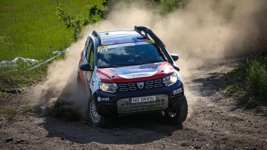 Dacia Duster Motrio Cup 2021