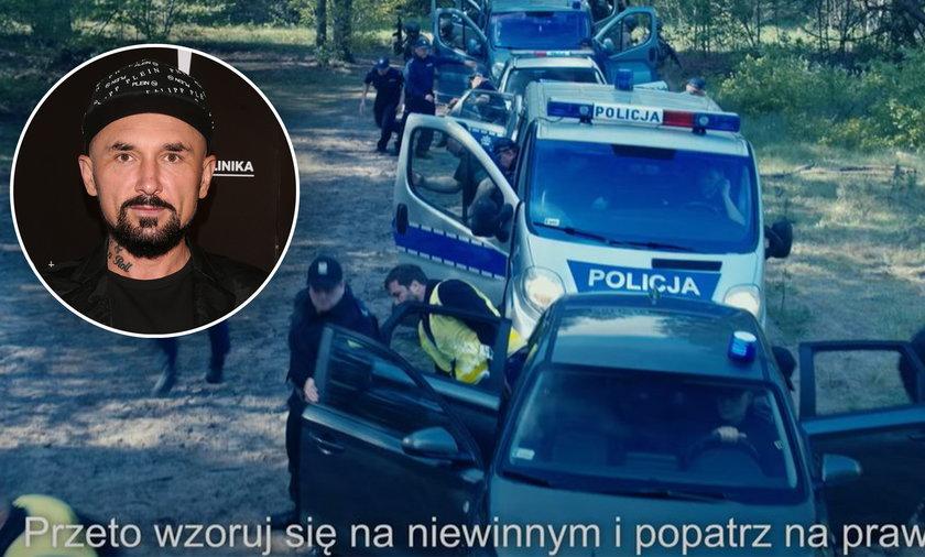 "Patryk Vega pokazał zwiastun nowego ""Pitbulla""."