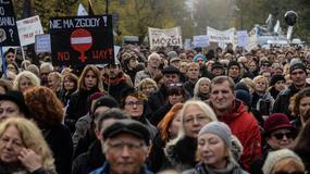 Protesty kobiet w całym kraju. Ruszyła akcja zbierania podpisów