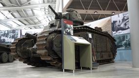 Rozpoznaj czołgi z muzeum w Bovington? Quiz