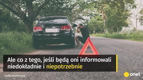 Jak legalnie ostrzegać o kontroli drogowej?
