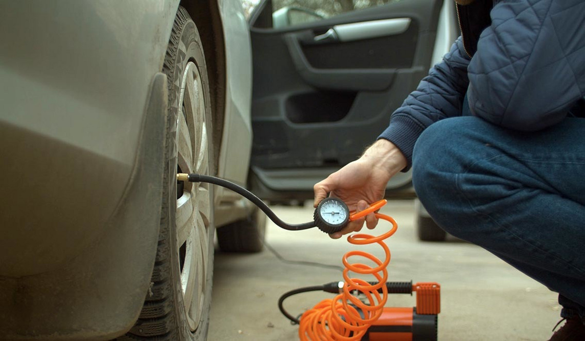 Zašto je korisno da imate malu pumpu u kolima?