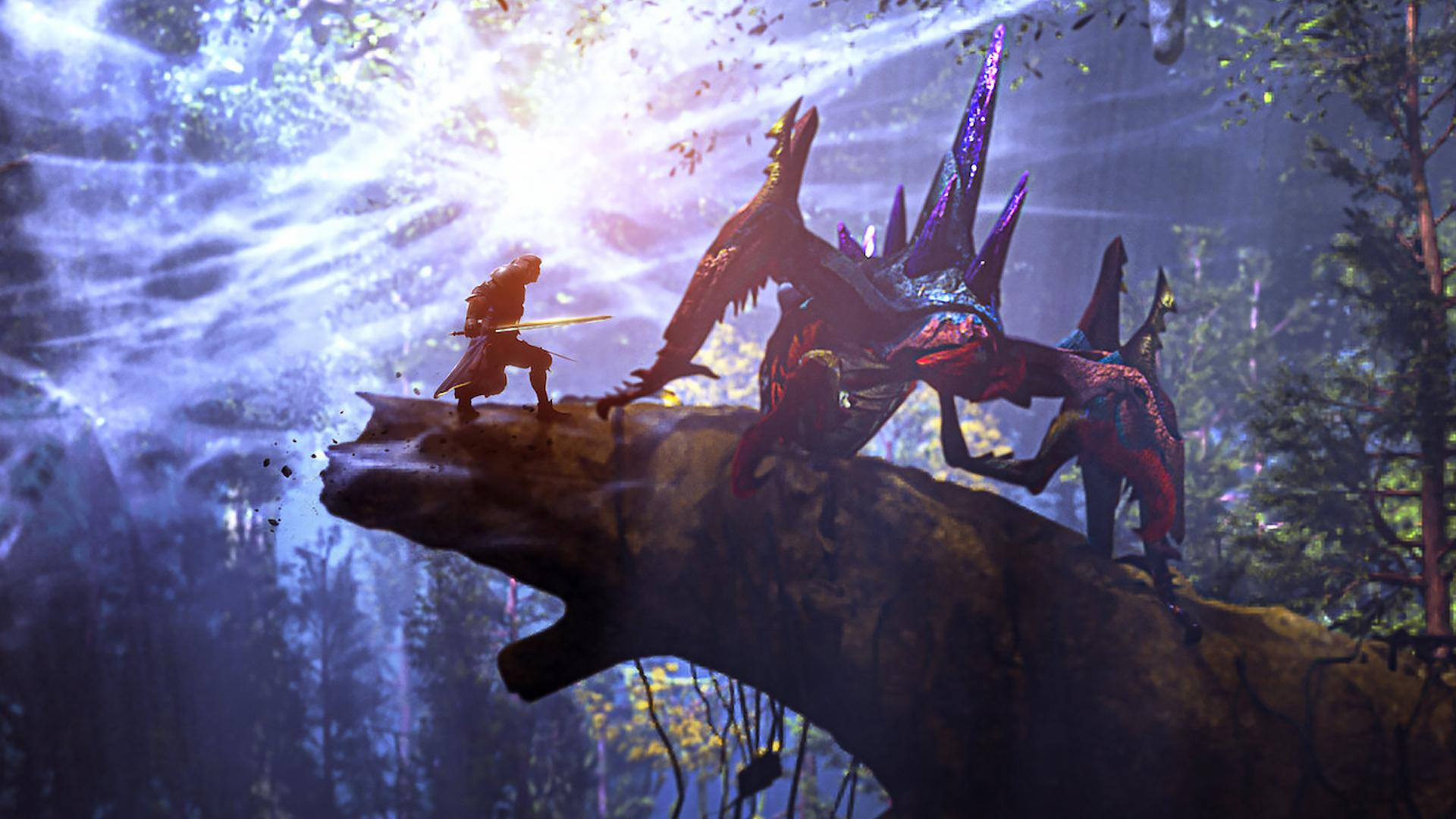Čo by to bolo za Monster Hunter film, ak by vňom chýbali veľké príšery.