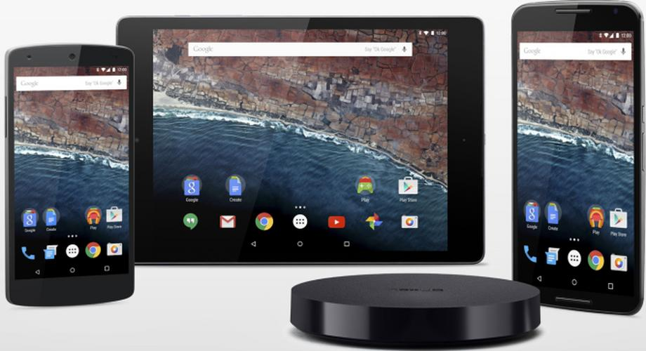 Google I/O: Android M offiziell vorgestellt