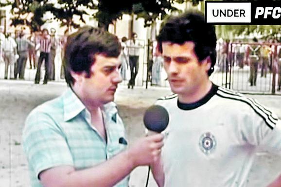 """NAJLUĐI FUDBALSKI MEČ U SFRJ Igralo se """"SATIMA"""", titula na talonu, a čuveni as je bio toliko pijan da je umesto ka WC-u krenuo KROZ PROZOR!"""