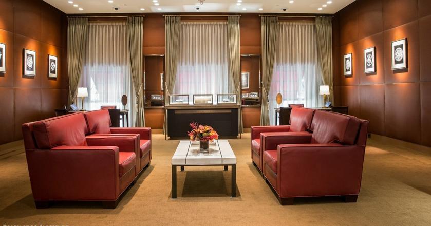 Tak wygląda kamienica marki Cartier przy Piątej Alei w Nowym Jorku