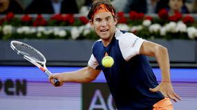 Turniej ATP w Madrycie: Dominic Thiem rywalem Rafaela Nadala w finale