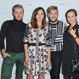 Gwiazdy na premierze dania Anity Sokołowskiej. Edyta Pazura zaskoczyła swoim wyglądem!