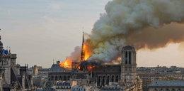 """Wysyp """"metafizycznych"""" komentarzy po pożarze Notre Dame"""