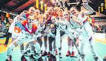 RATNA GENERACIJA NAJBOLJA U EVROPI Juniorke i juniori pišu istoriju srpske košarke