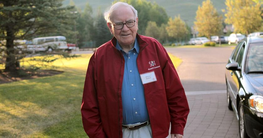Fundusz Warrena Buffetta, Berkshire Hathaway, ma linię ubrań: Activewear