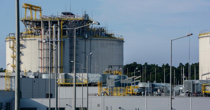 Polskie LNG to spółka odpowiedzialna najpierw za budowę, a potem eksploatację gazoportu w Świnoujściu