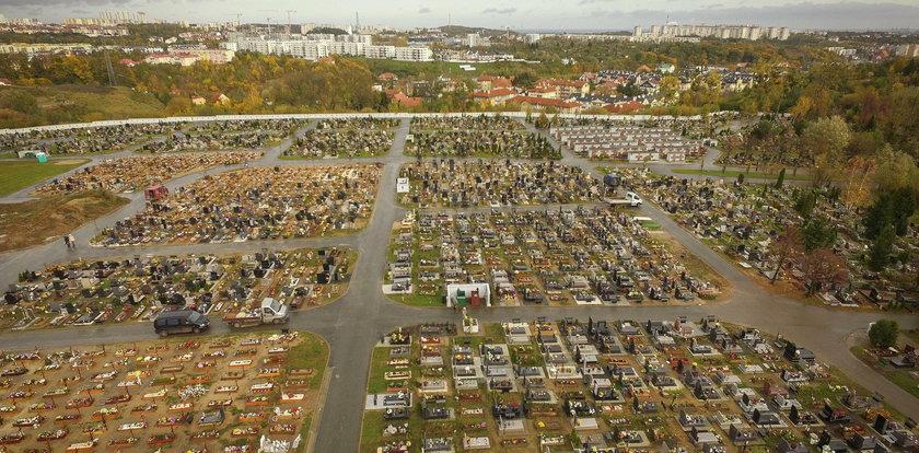 Problem z pochówkiem w dużych miastach. Będzie jeszcze gorzej?