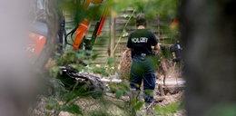 Ukryta piwnica na działce podejrzanego o zabicie Maddie