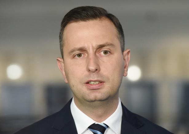 Prezes PSL podkreślił na konferencji w Sejmie, że nie jest to finał prac, bo było to pierwsze czytanie.