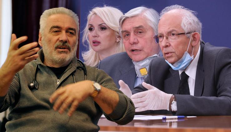 lekari kombo foto RAS Predrag Dedijer Tanjug Slobodan Miljevic