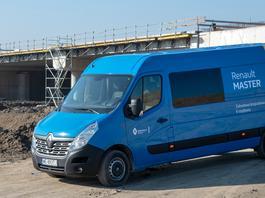 Renault Master Furgon dCi 170 – wszechstronny dostawczak | TEST