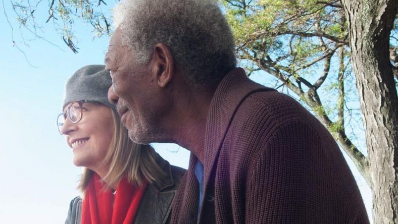 """Diane Keaton i Morgan Freeman w filmie """"5 Flights Up"""""""