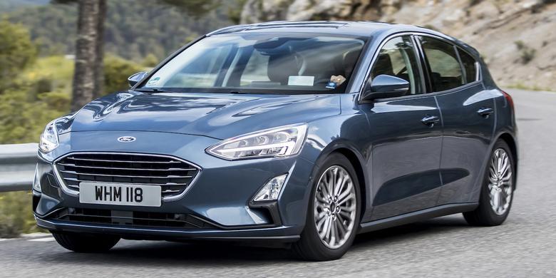 Ford Focus - kompakt w czterech smakach