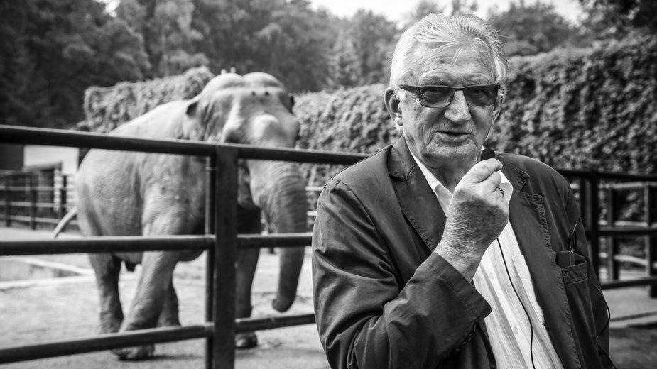 Józef Skotnicki nie żyje. Wieloletni dyrektor krakowskiego zoo miał 80 lat