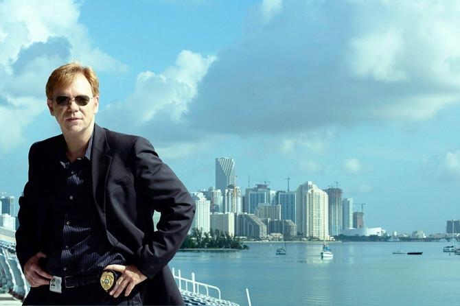 Karuzo u seriji CSI Miami
