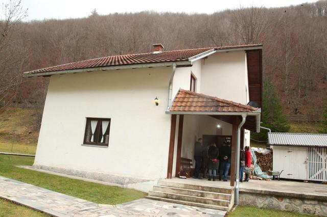 Manastir nastao u prvoj polovini 14. veka