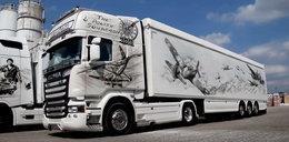 Brytyjczycy zachwyceni polską ciężarówką