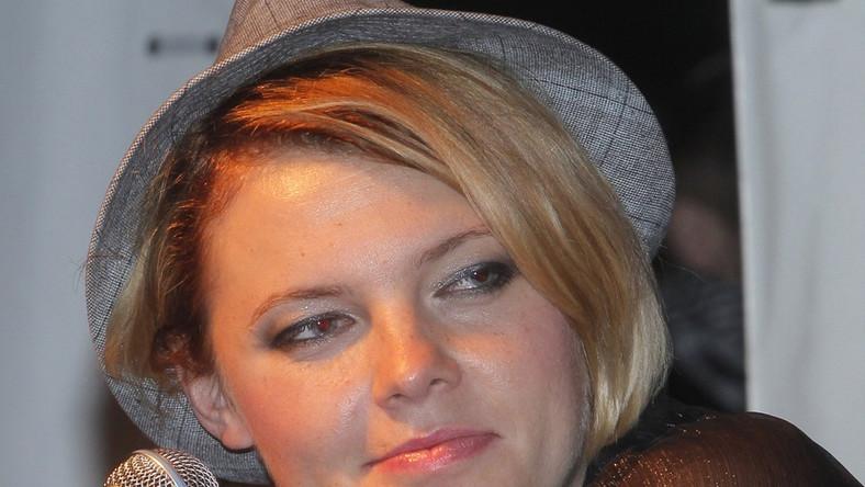 Ania Dąbrowska udostępniła nową płytę