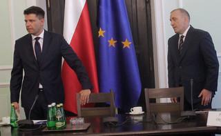 Petru: 'Niby kandydatura' Saryusz-Wolskiego na niekorzyść Polski