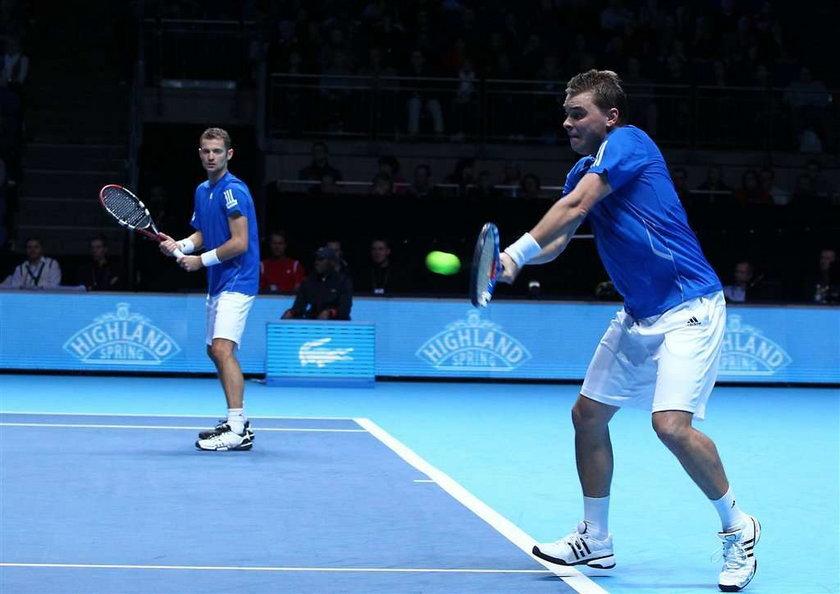 Fyrstenberg i Matkowski w półfinale turnieju Masters