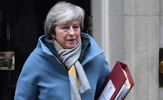 Brytyjskie media: May oskarża posłów o kryzys wokół brexitu