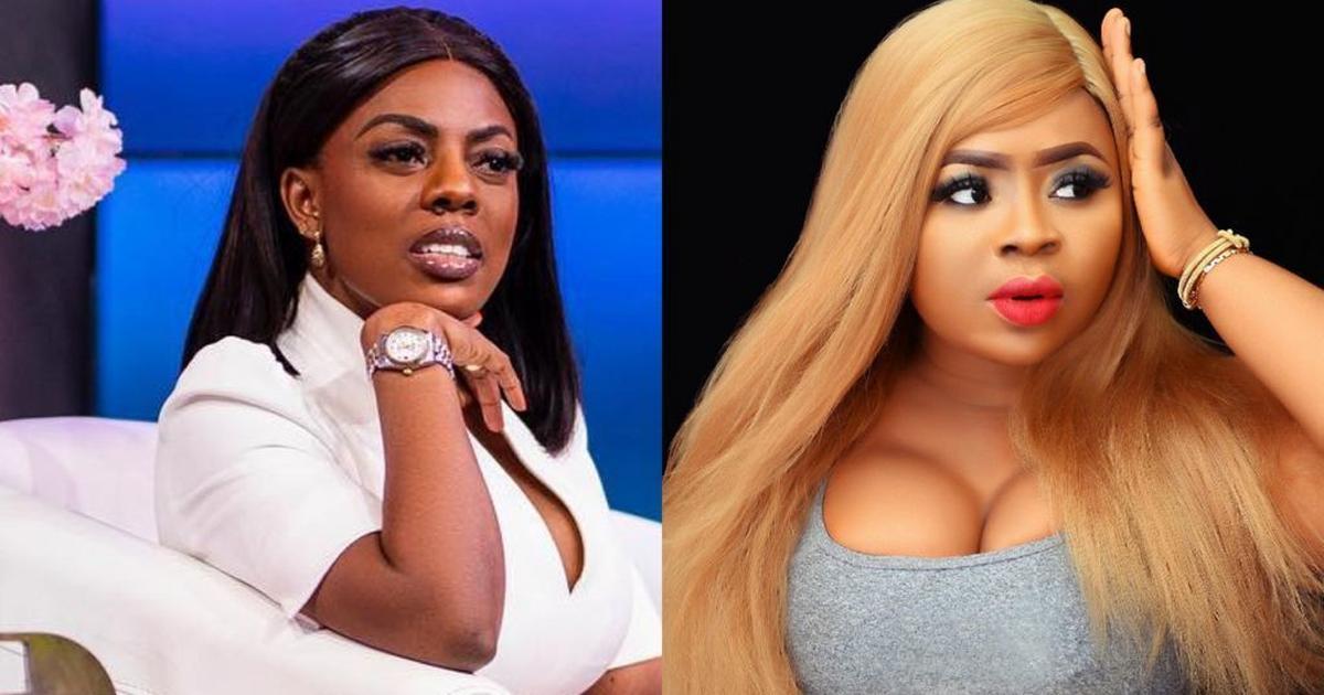 Adu Safowaa threatens to drop Nana Aba's nude if she nears her boyfriend again (VIDEO)