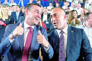 ŠTA SE KRIJE IZA PROJEKTA GOSPODARA KOSOVA Albanci hoće da prodru na sever Kosova, Dačić: Ovo je TRIK