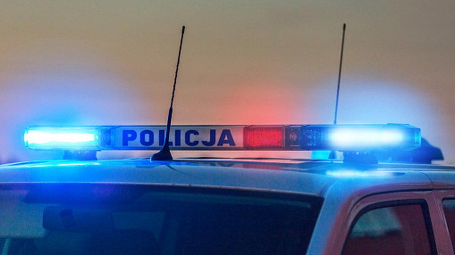 Policja zatrzymała domniemanego sprawcę zabójstwa