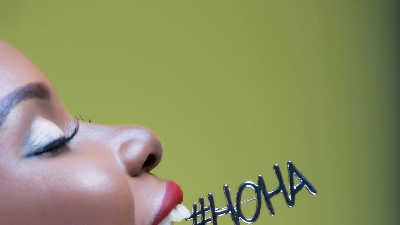Yemi Alade shares a sneak peek at her 'Yemi Alade Collection' with -a statement 'HOHA' brooch- for Bland2Glam
