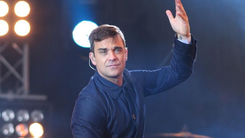 Robbie Williams przygotowuje płytęnumer dziewięć