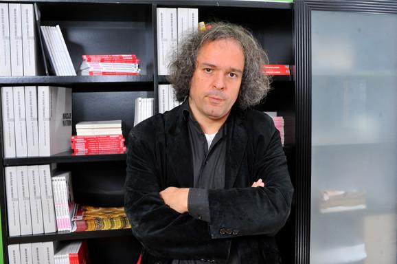 Predrag Marković, istoričar i potpredsednik SPS