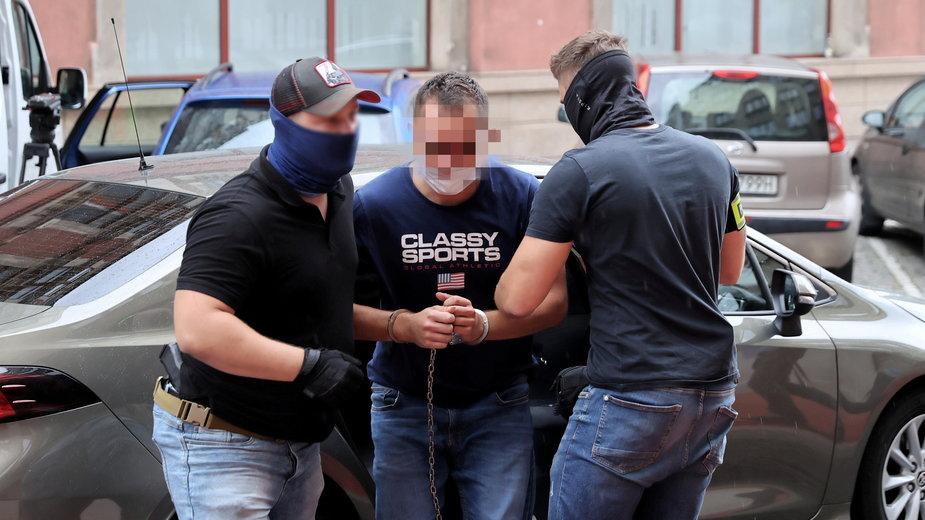 Tragiczny wypadek w Katowicach i śmierć 19-latki. Kierowca usłyszał zarzut zabójstwa