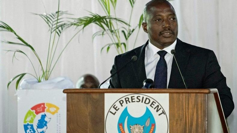 Joseph Kabila has been in power since 2001