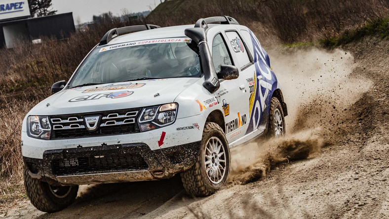 Dacia Duster ELF Cup 2017