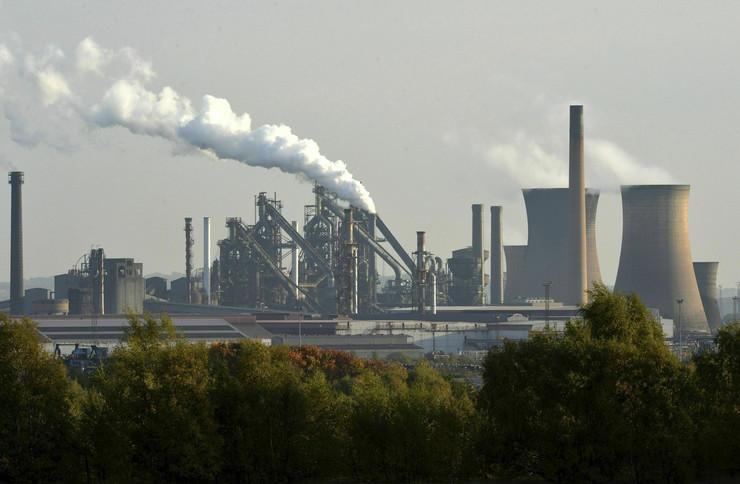 British Steel 1 foto Tanjug AP