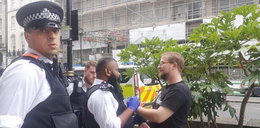 Szef partii KORWiN w Anglii miał obrażać osoby LGBT. Został aresztowany