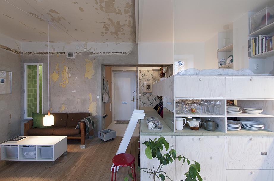 Projekt HB6B autorstwa Karin Matz, Szwecja