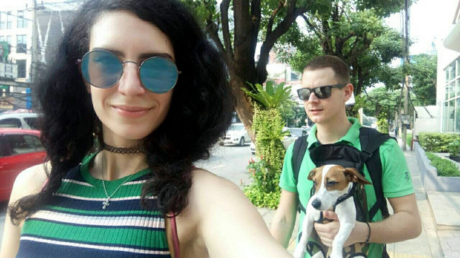 Tajlanđani su oduševljeni našim psom